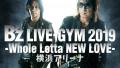 【ネタバレ】B'z LIVE-GYM 2019 -Whole Lotta NEW LOVE- 横浜アリーナのセトリ予想してます